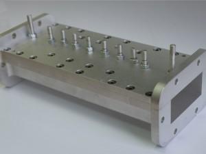 Волноводный полосно-пропускающий фильтр 3/4 Ггц